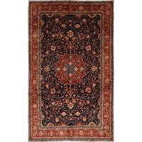 "Saroogh, Hand Knotted Area Rug - 7' 2"" x 11' 10"" - 7' 2"" x 11' 10"""