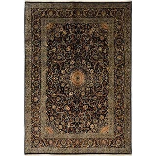 """Kashmar, Hand Knotted Area Rug - 8' 5"""" x 11' 10"""" - 8' 5"""" x 11' 10"""""""