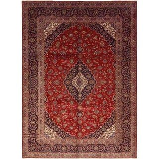Persian One-of-a-Kind Hand-Knotted Area Rug - 10 x 14