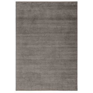 """Grass, Hand Knotted Area Rug - 9' 0"""" x 12' 4"""" - 9' x 12'4"""""""