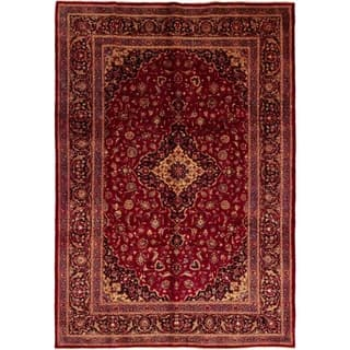 """Kashmar, Hand Knotted Area Rug - 8' 3"""" x 12' 0"""" - 8' 3"""" x 12' 0"""""""