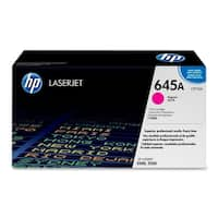 HP 645A Original Toner Cartridge - Single Pack