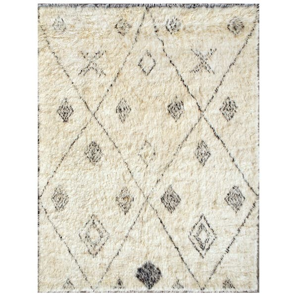 Collection Wool Area Rug