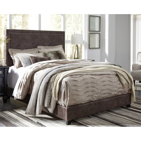 Dolante Queen Upholstered Bed - Multi