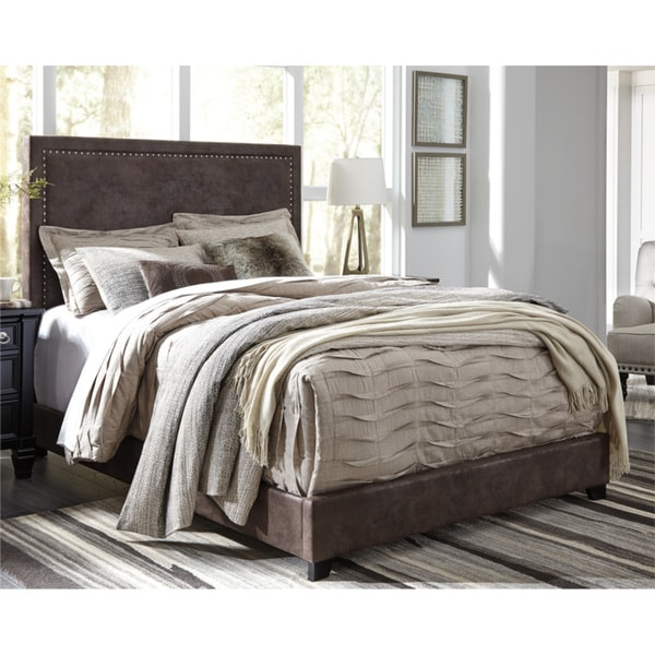 Dolante Queen Upholstered Bed - Multi. Opens flyout.