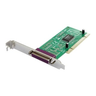 Star Tech 1 Port PCI Parallel Adapter Card