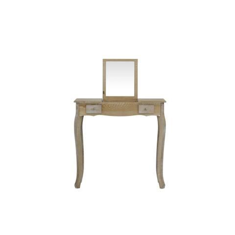 Emilie Vanity Table with Mirror