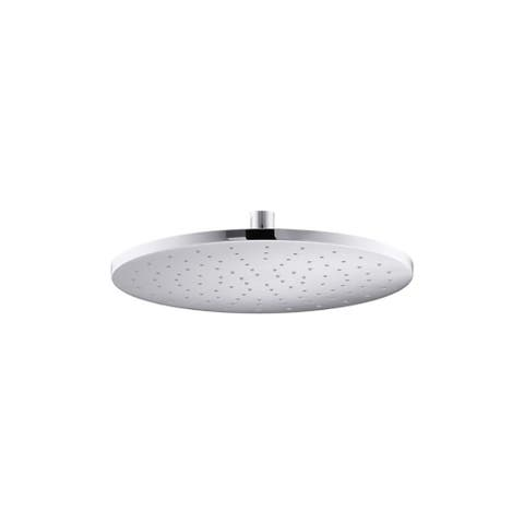 """Kohler 12"""" Contemporary Round 2.5 Gpm Rainhead with Katalyst Air-Induction Technology Polished Chrome"""
