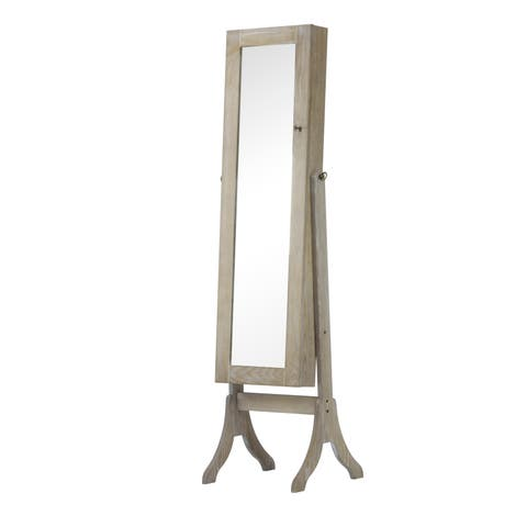 Charlotte Standing Jewelry Armoire