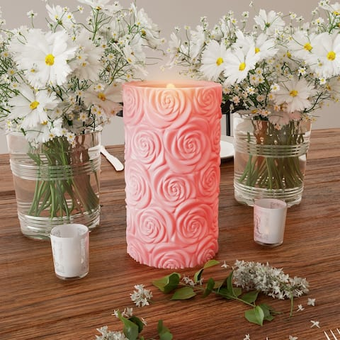 Porch & Den Hartwell LED Candle with Remote Control and Scented Wax