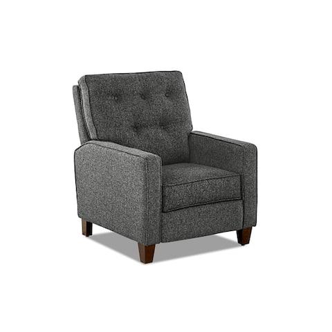 Evan Push Back High Leg Reclining Chair by Avenue 405