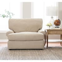 Emily Down Blend Oversized Chair by Avenue 405