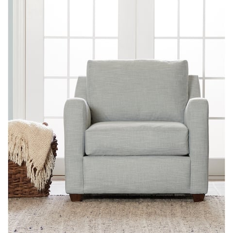 Paige Oversized Chair by Avenue 405