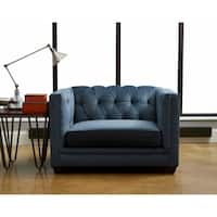 Kathryn Tufted Oversized Chair by Avenue 405