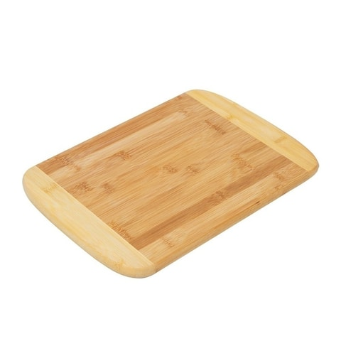 Mosa Natural Bamboo Cutting Board Food Prep For Meat Cheese Vegetable