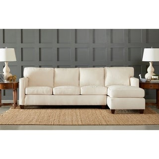Carter Down Blend Sofa Chaise Sectional by Avenue 405