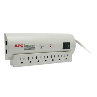 APC SurgeArrest Professional 7 Outlet w/Tel 120V