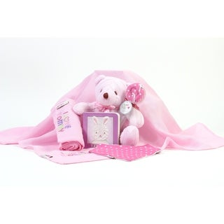 Link to Pink Baby I Love Mommy Gift Set Similar Items in Gift Sets