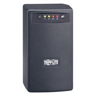 Tripp Lite UPS 500VA 300W Battery Back Up Tower AVR 120V USB RJ11 RJ4