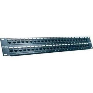 TRENDnet 48-Port Cat5e Network Unshielded Patch Panel