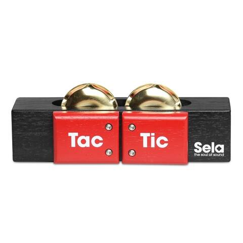 Sela SE 055 Tac Tic 3-in-1 Multi-Percussion Instrument