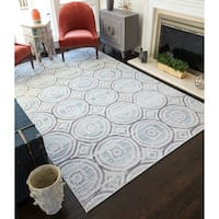 CosmoLiving Illusion rug