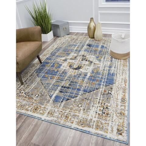 CosmoLiving Mamounia rug