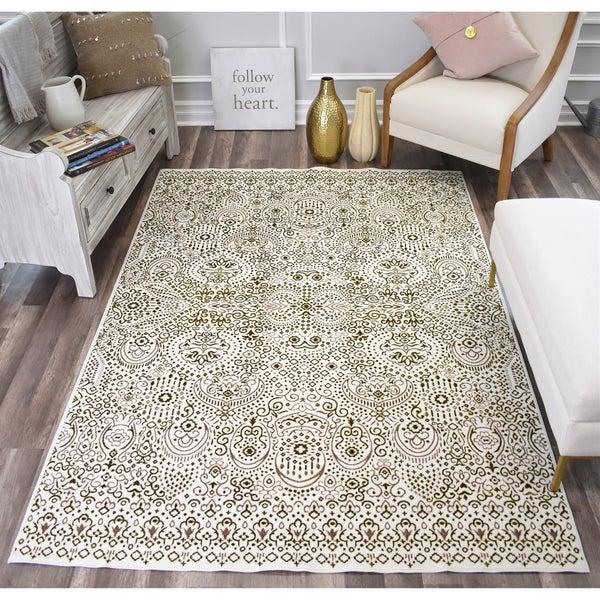CosmoLiving Hazel rug