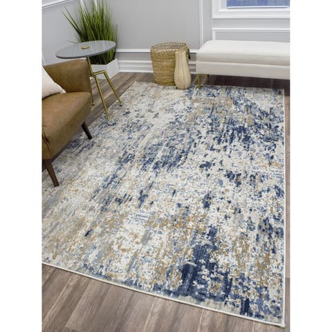 CosmoLiving Monet rug