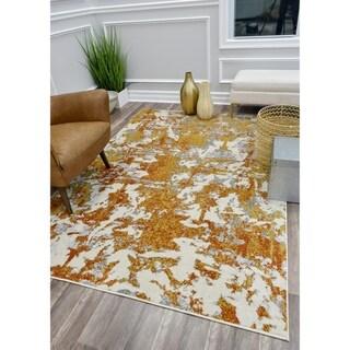 CosmoLiving Autumn rug
