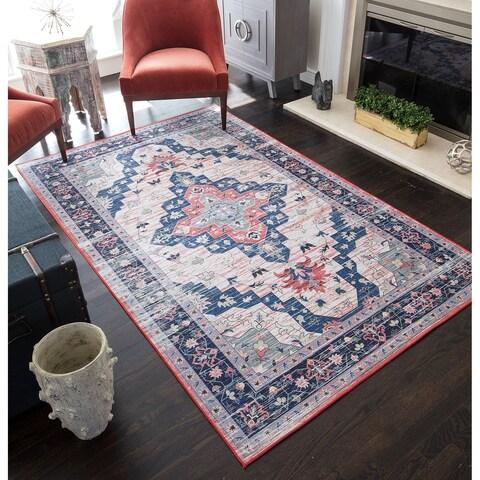 CosmoLiving Sandra rug