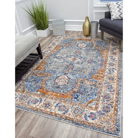 CosmoLiving Princess rug