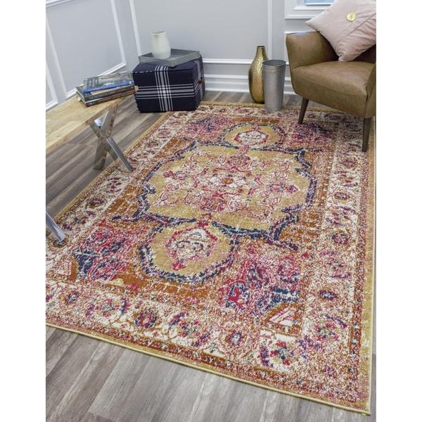 CosmoLiving Allegra rug