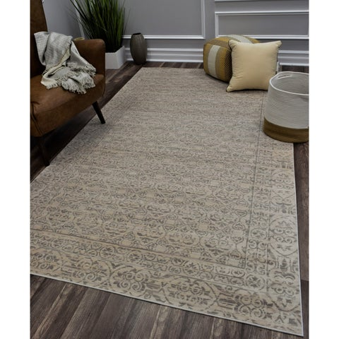 CosmoLiving Morning Dew rug