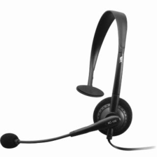Cyber Acoustics AC-100B Monaural Headset