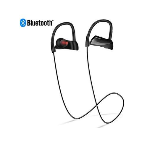 Insten IPX7 Waterproof Wireless Bluetooth Headset Stereo Handsfree Headphone for Sports Apple iPhone XS Max XR Cellphones