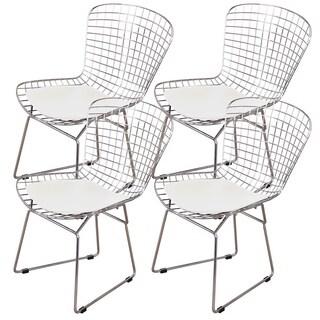MLF Harry Bertoia Wire Dining Chair