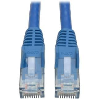Tripp Lite 7ft Cat6 Gigabit Snagless Molded Patch Cable RJ45 M/M Blue https://ak1.ostkcdn.com/images/products/2643430/P10846817.jpg?impolicy=medium