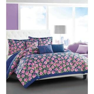 Betsey Johnson Rose Garden Bonus Comforter Set