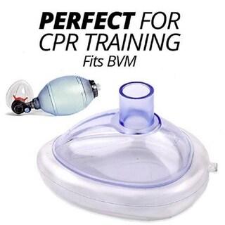 CPR Assistant Child/Infant CPR Pocket Resuscitator Training Masks (Pack of 10)