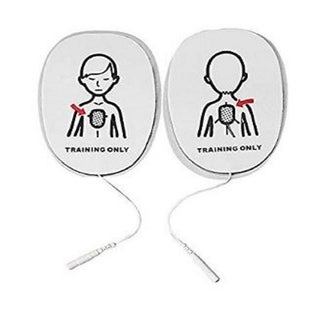 CPR Assistant Infant Universal AED Pads for AED Trainers Replacement Smart Pads