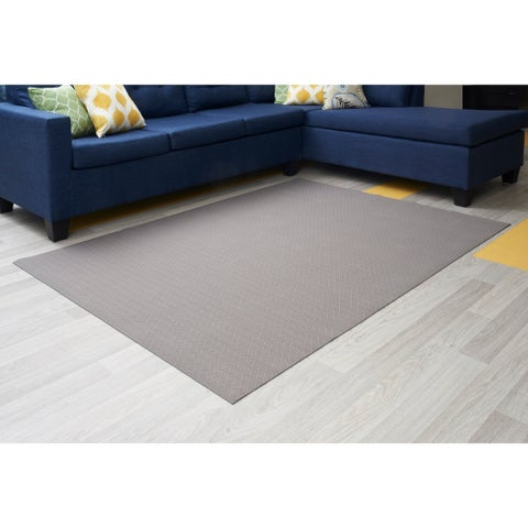 "Mats Inc. Mattisimo All Weather Area Rug, 6'5"" x 5', Akita Beige - 6'5"" x 5'"
