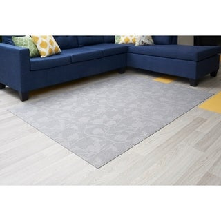 "Mats Inc. Mattisimo All Weather Area Rug, 6'5"" x 5', Blue Note - 4'11"" x 6'6"""