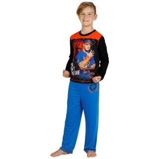 WWE Boys Jonh Cena Wrestling Pajama Set