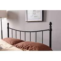Hodedah Complete Metal Bed