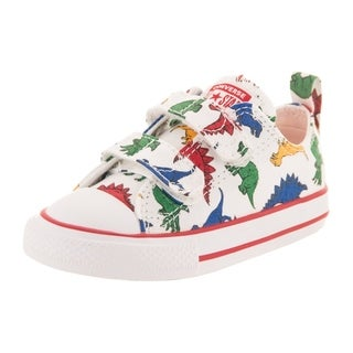 Converse Toddlers Chuck Taylor All Star 2V Ox Casual Shoe