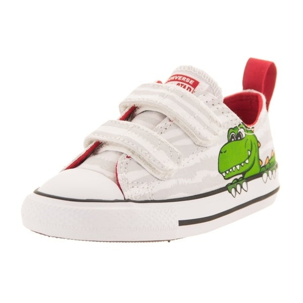9cb1c43b0a73 Shop Converse Toddlers Chuck Taylor All Star 2V Ox Casual Shoe ...
