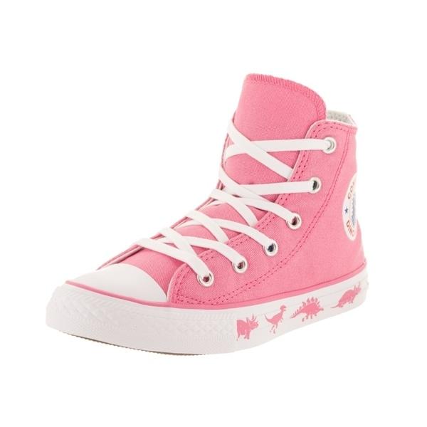 c0d385d4b83e Shop Converse Kids Chuck Taylor All Star Hi Casual Shoe - Free ...