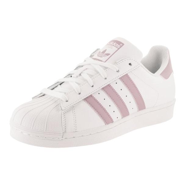 more photos 4c04c e632b Shop Adidas Women's Superstar Originals Casual Shoe - Free ...
