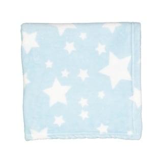 Link to Plush Fleece Star Print Baby Blanket Similar Items in Baby Blankets
